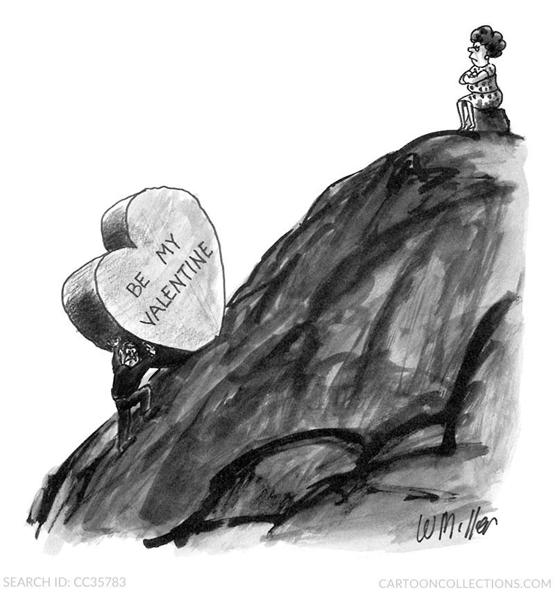Warren Miler cartoons