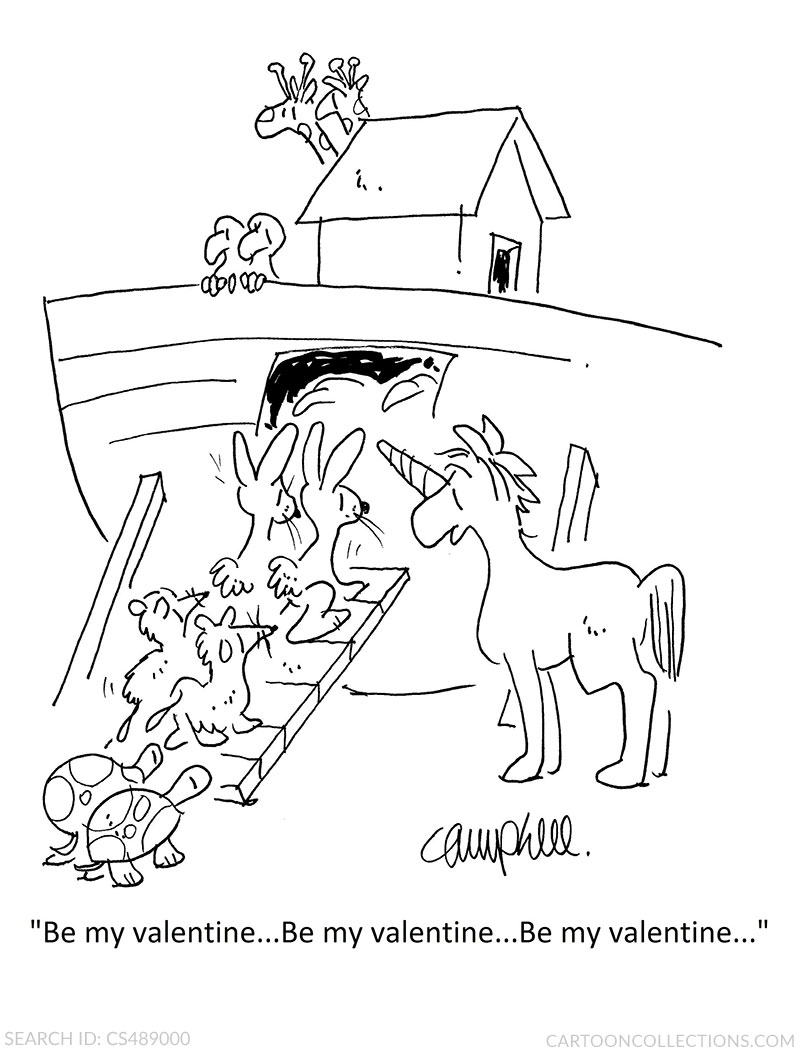 Martha Campbell cartoons