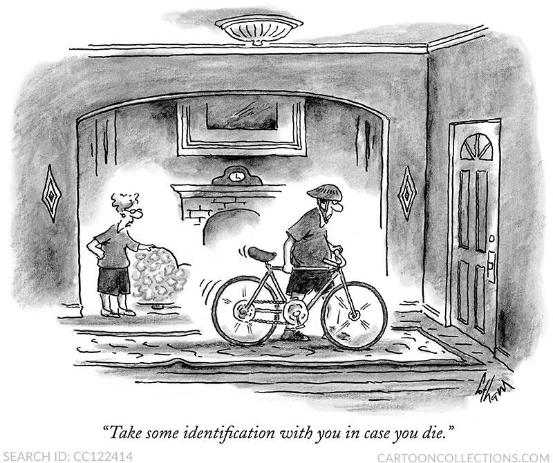 Frank Cotham cartoons