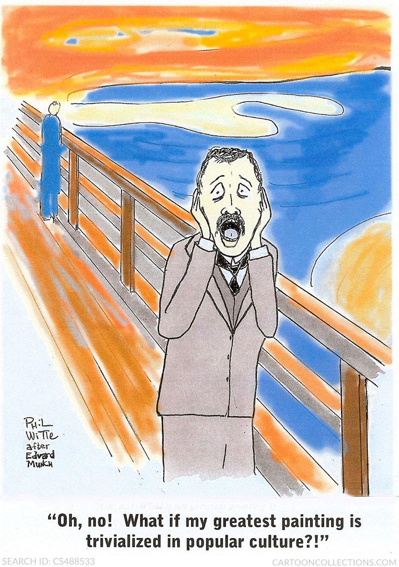 Phil Witte cartoons
