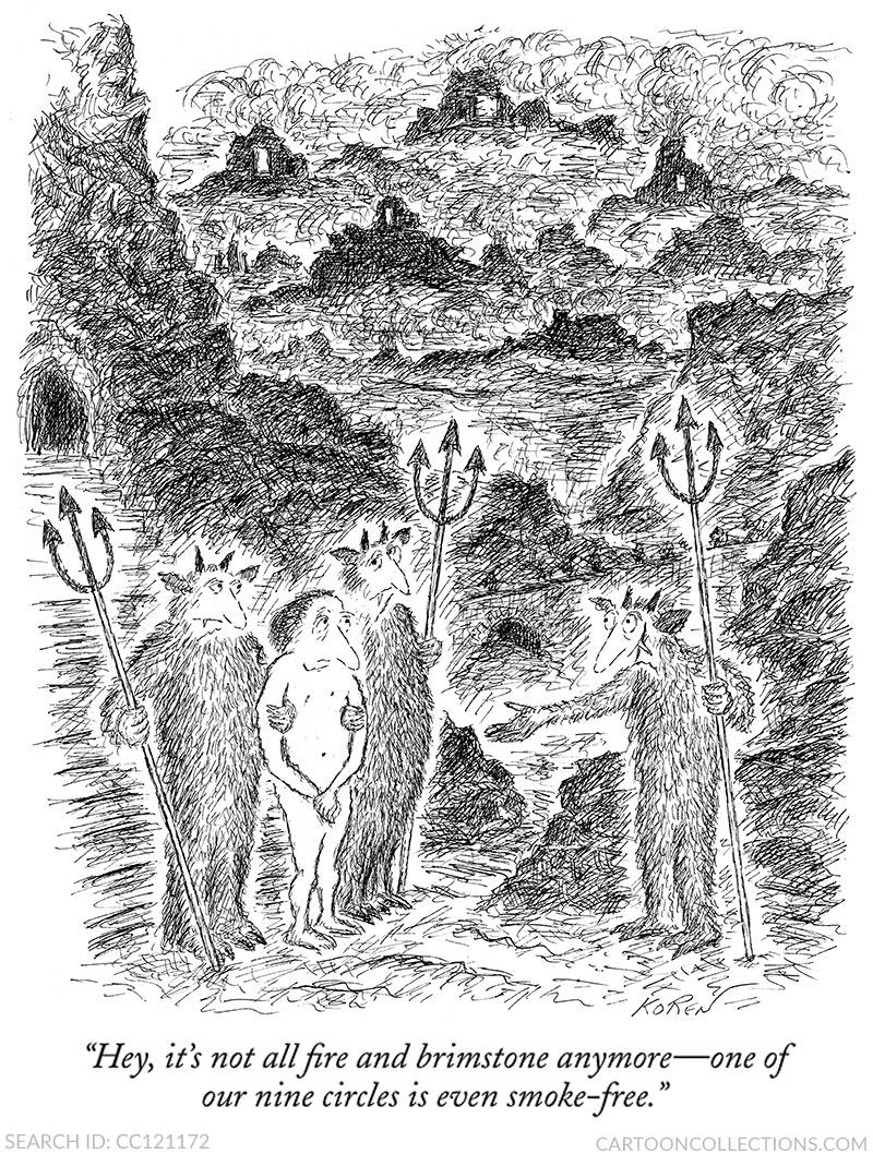 Edward Koren cartoons