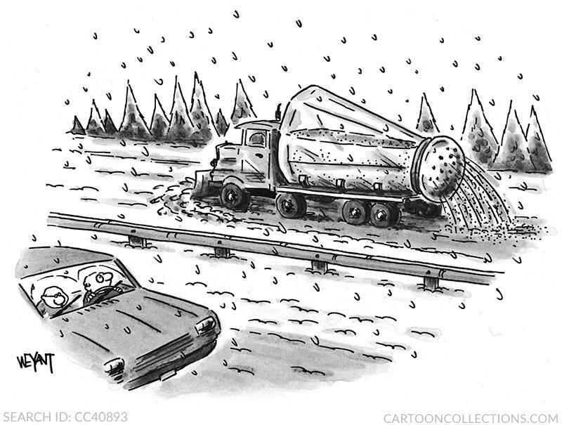Salt cartoons