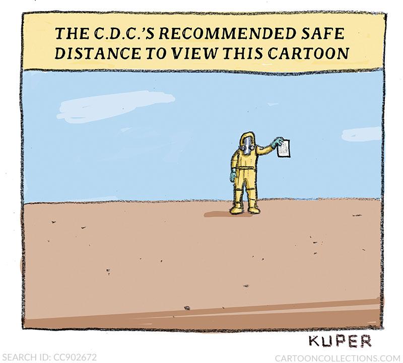 Peter Kuper cartoons