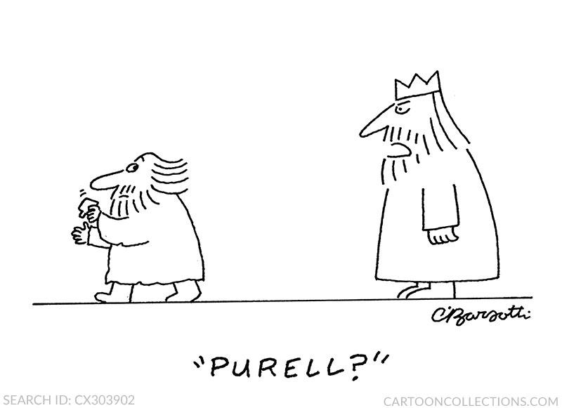 Charles Barsotti cartoon