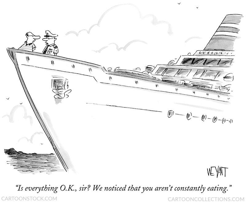 Chris Weyant cartoons