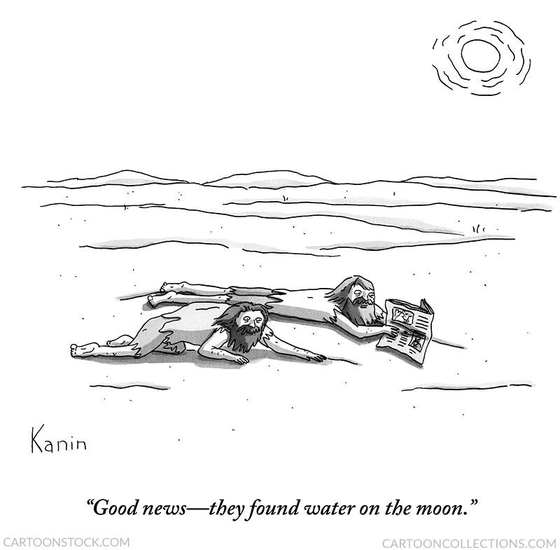 Zach Kanin cartoons