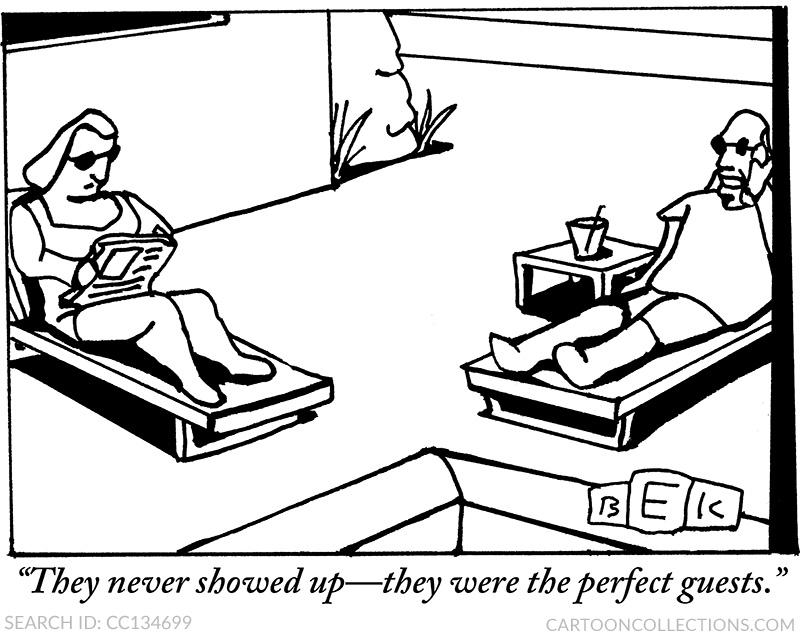 Bruce Kaplan cartoons