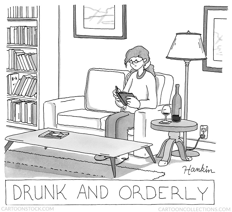 Charlie Hankin cartoons