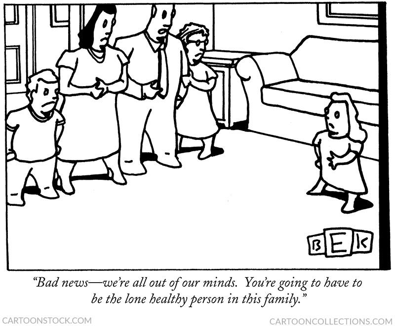Bruce Eric Kaplan cartoons