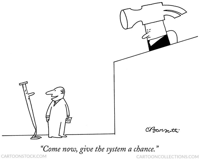 Charles Barsotti cartoons