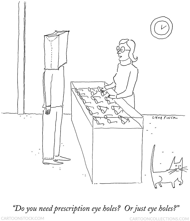 Liana Finck cartoons