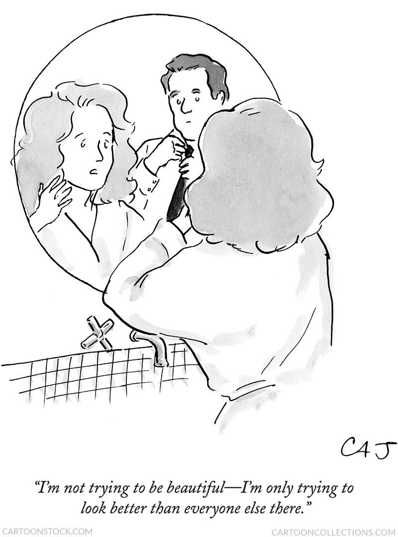 Carolita Johnson cartoons
