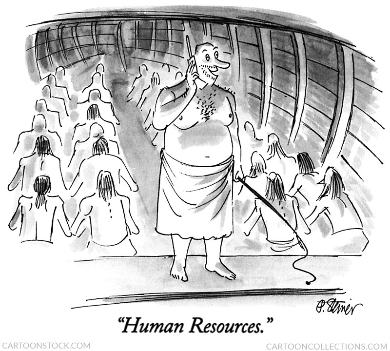 HR cartoons