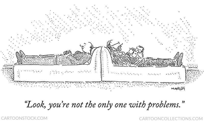 Psychiatrist cartoons