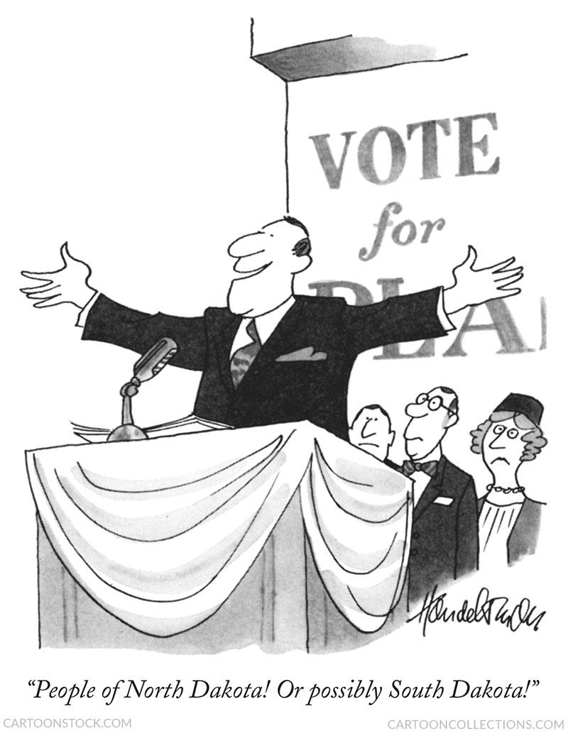 Election cartoons