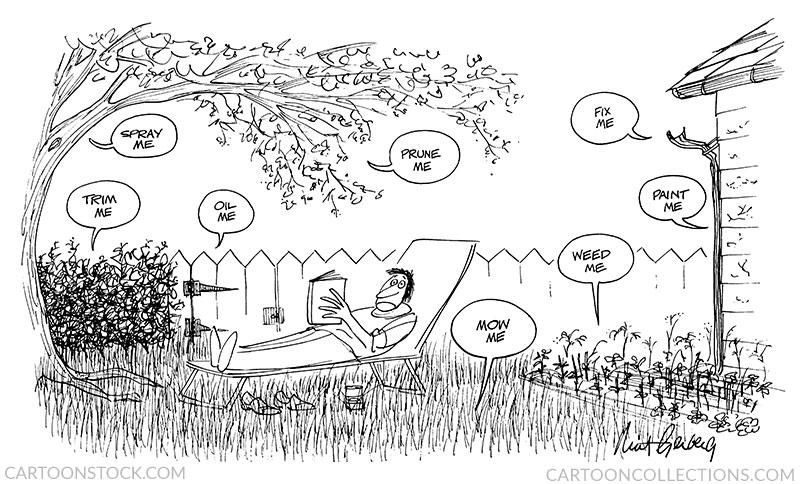 yardowrk cartoons