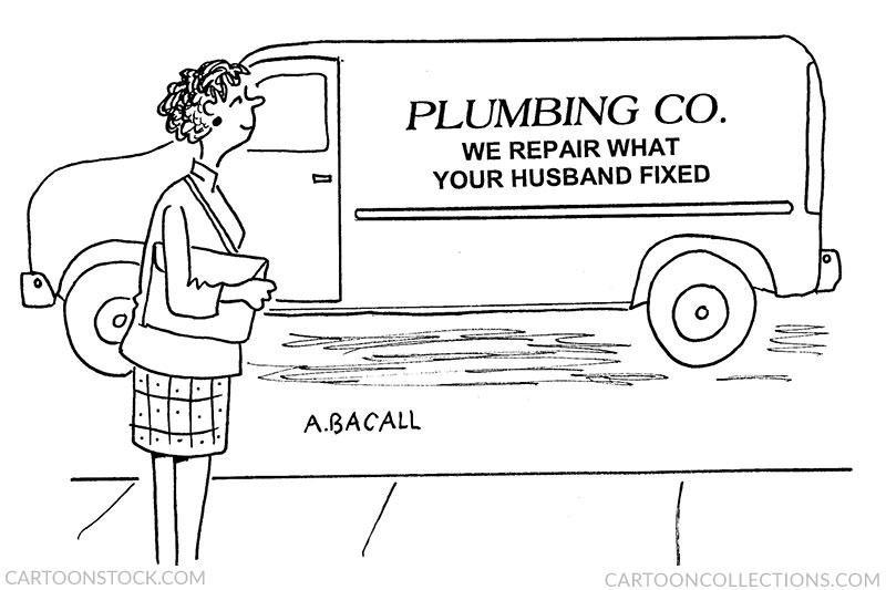 repair cartoons