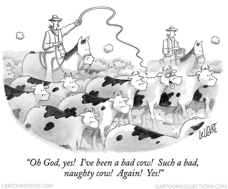 cowboy cartoons