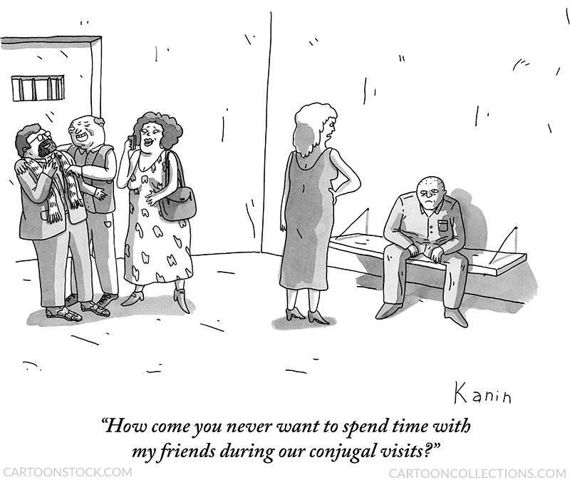 jail cartoons