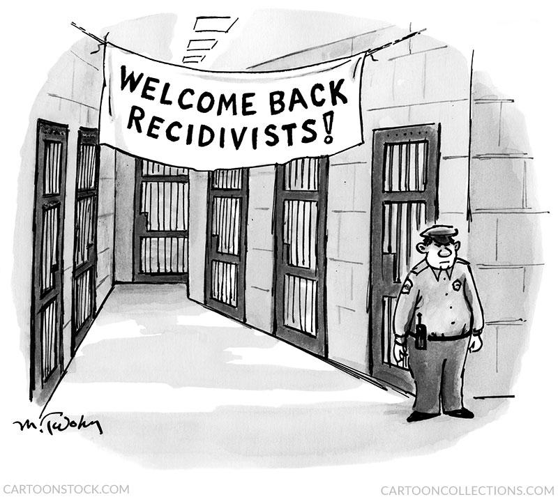 Prison cartoons