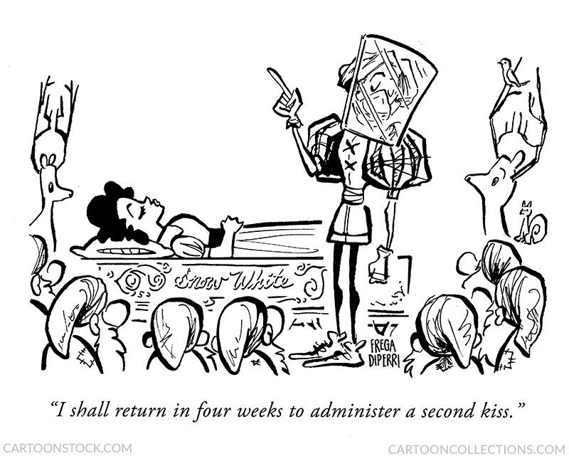 Covid vaccine cartoons