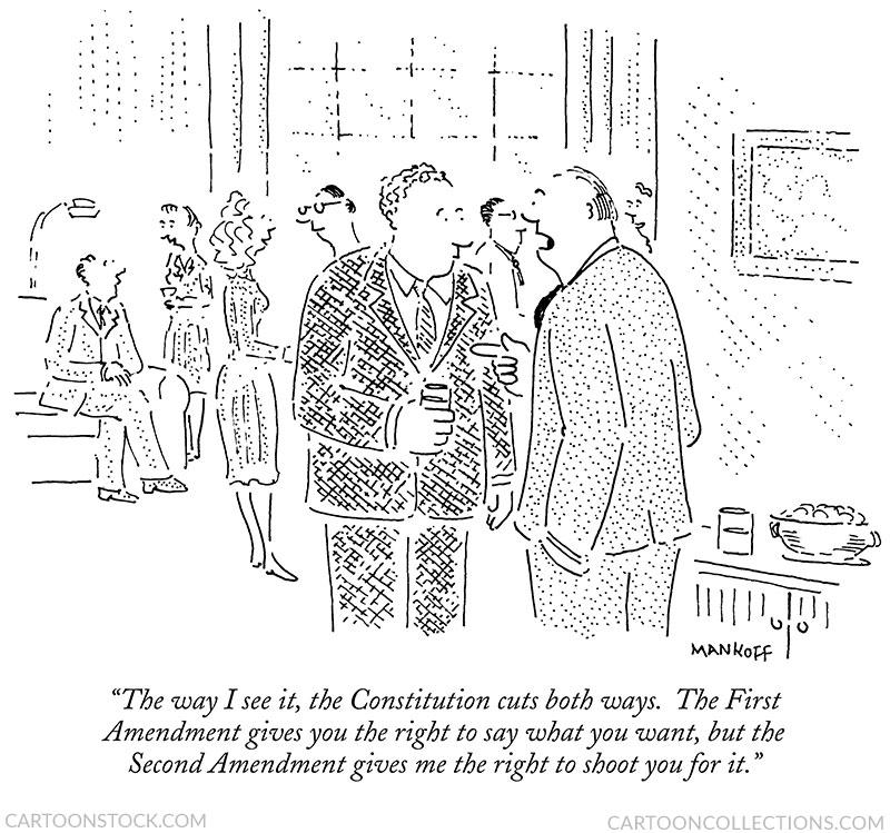 Bob Mankoff cartoon