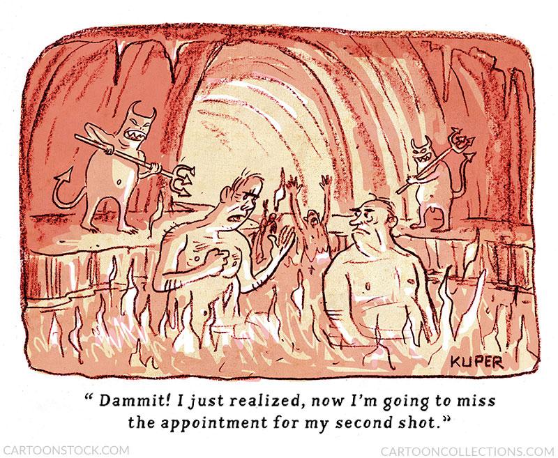 vaccine cartoons