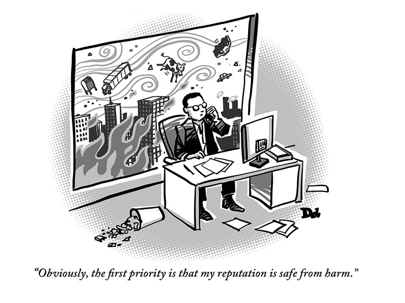Cartoonathon Cartoon - Pat Byrnes