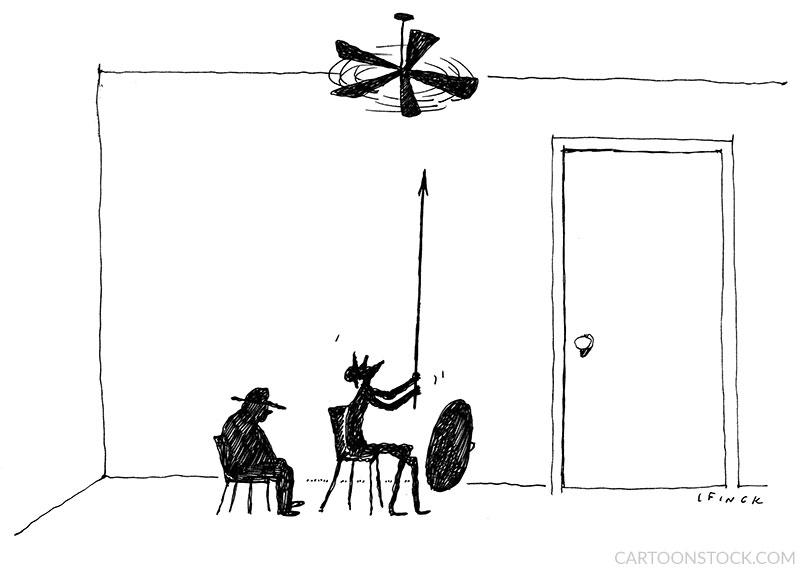 literary cartoons