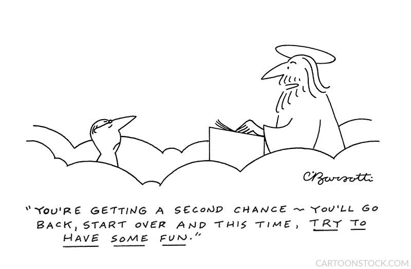 afterlife cartoons