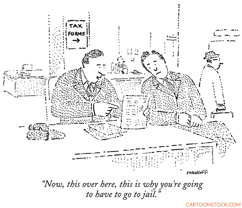 Accountant cartoons