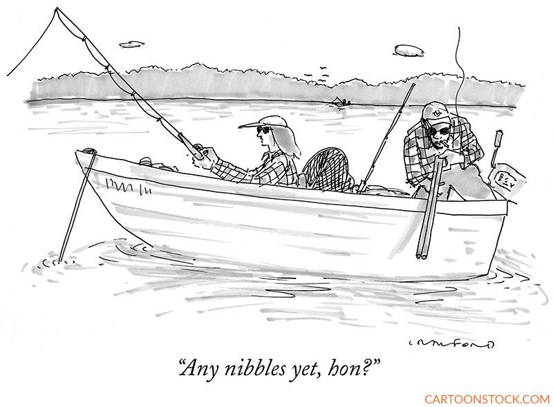 fishing cartoons