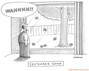 Fall cartoons