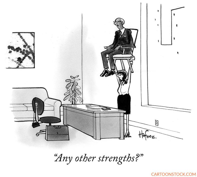 recruiter cartoons
